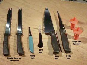 Chefs Knife Set